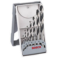 Bosch Straight Shank PointTeQ Drill Bit Set 7 Pieces