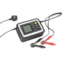 Ring RSC608 8A Smart Vehicle Battery Charger 12V