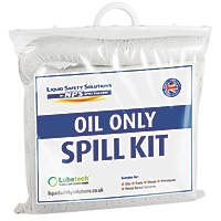 Lubetech  30Ltr Oil Spill Kit