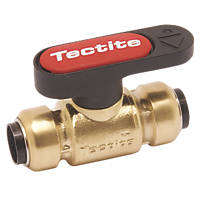 Tectite Sprint  Lever Ball Valve Brass 15mm