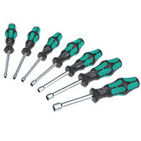 Wera Nut Driver Set 7 Pieces