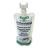 Unger Stingray Professional Glass Cleaner Pouches 150ml 24 Pack