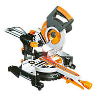 Evolution RAGE3-S300 210mm Single-Bevel Sliding  Compound Mitre Saw 240V