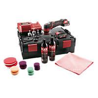 Flex PXE80 10.8-EC 75mm 10.8V 2.5Ah Li-Ion  Brushless Cordless Polisher Kit