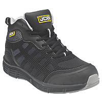 JCB Hydradig   Safety Boots Black Size 7