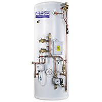 RM Cylinders  Indirect Pre-Plumb Unvented Twin Zone Cylinder  300Ltr