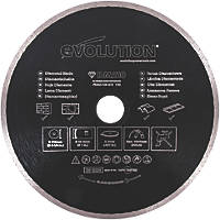 Evolution  Masonry/Stone Diamond Blade 210 x 25.4mm