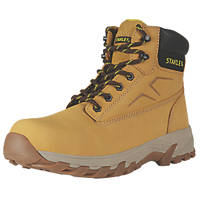 Stanley Tradesman   Safety Boots Honey Size 11