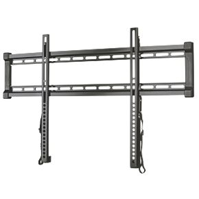 sanus low profile tv wall mount fixed 47 80 tv brackets. Black Bedroom Furniture Sets. Home Design Ideas