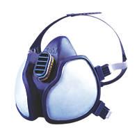 3M 4277 Maintenance-Free Organic/Inorganic Vapour/Particulate Respirator FFABE1P3RD