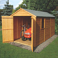 Shire 6' x 12' (Nominal) Apex Tongue & Groove Timber Shed