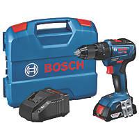 Bosch GSB 18V-55 18V 2.0Ah Li-Ion Coolpack Brushless Cordless Drill Driver