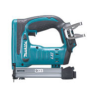 Makita DST221Z 22mm 18V Li-Ion LXT  Second Fix Cordless Stapler - Bare