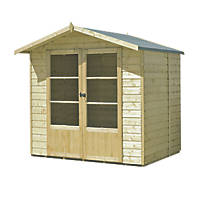 Shire Traditional  Summerhouse 2.05 x 1.55m
