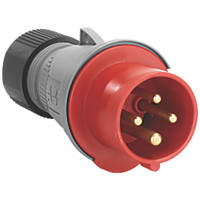ABB 16A 3P+E Plug 380-415V