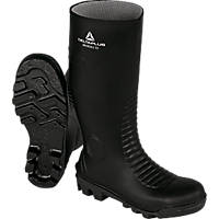 Delta Plus BRONS2S5NO42   Safety Wellies Black Size 8