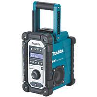 Makita DMR110 DAB+ / FM Cordless Radio 12 / 18V