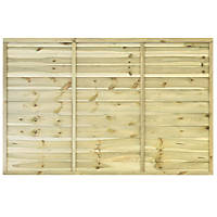 Grange Primo Fence Panels 1.83 x 1.2m 4 Pack