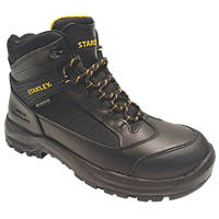 Stanley Yukon   Safety Boots Black Size 12