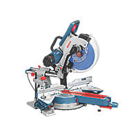 Bosch GCM 12 SDE 305mm  Double-Bevel  Sliding Mitre Saw 230V