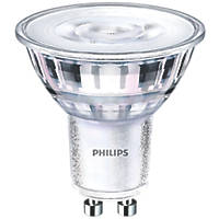 Philips   GU10 LED Light Bulb 345lm 5W 6 Pack