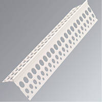 External Render Corner Bead 10-12mm x 2.5m 5 Pack