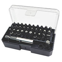 Mixed Mixed Screwdriver Bit Set 32 Pieces
