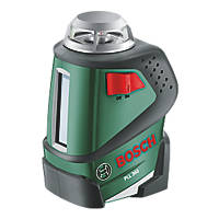 Bosch PLL 360 Red Self-Levelling Cross-Line Laser Level