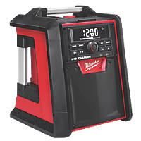 Milwaukee M18 RC-0 AM / FM Cordless Radio / Charger 18 / 230V