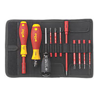 Wiha TorqueVario VDE Interchangeable Torque Screwdriver Set 1-5Nm 11 Pcs