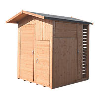 Shire 6' x 6' (Nominal) Apex Tongue & Groove Timber Shed