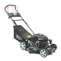 Webb WER460ES 46cm 173cc Self-Propelled Rotary Lawn Mower