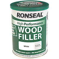 Ronseal Wood Filler White 1kg