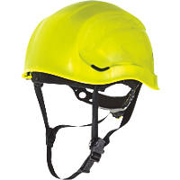 Delta Plus Granite Peak Premium Heightsafe Safety Helmet Yellow