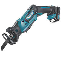 Makita JR105DWAE 10.8V 2.0Ah Li-Ion CXT  Cordless Reciprocating Saw