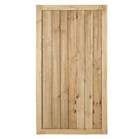 Forest  Timber Gate 920 x 1820mm Natural Timber