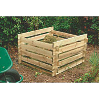 Forest Compost Bin 990 x 990 x 606mm