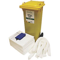 Lubetech  100Ltr Oil-Only Spill Response Kit