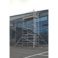 Lyte Helix Double Depth Aluminium Industrial Tower 5.2m