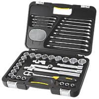 "Stanley FatMax ½"" Socket & Wrench Set 40Pcs"