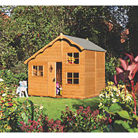 Rowlinson Swiss Cottage Playhouse 8 x 7'