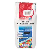 Mapei  BuildFix Flexible Wall & Floor Grout Black 2.5kg