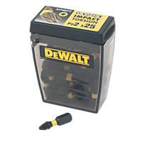 DeWalt DT70527T-QZ Extreme Impact Torsion Bit Box PZ#2 x 25mm Pack of 25