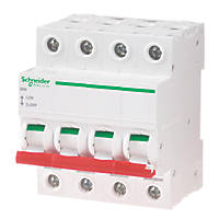 Schneider Electric KQ 125A 4-Pole 3-Phase Mains Switch Disconnector