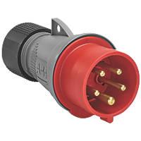 ABB 16A 4P+E 16A Straight Plug 4P+E  415V