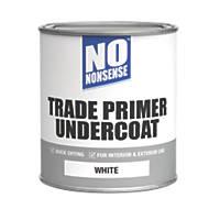 No Nonsense Quick-Drying Primer Undercoat 750ml