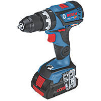 Bosch 06019G2173 18V 4.0Ah Li-Ion Coolpack Brushless Cordless Combi Drill