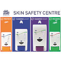 Deb Stoko White 3-Step Skin Protection Centre