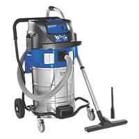 Nilfisk Attix 961-01 2300W 70Ltr Professional Wet & Dry Vacuum 110V