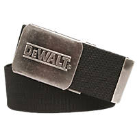 DeWalt  Work Belt One Size Black 28-46""